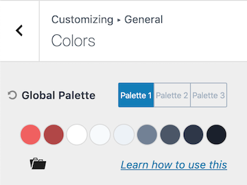 How to Create Dark Theme With Kadence Color Palette