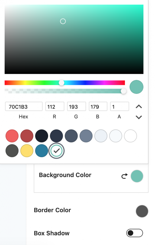 How to Use Additional Colors for Kadence Color Palette