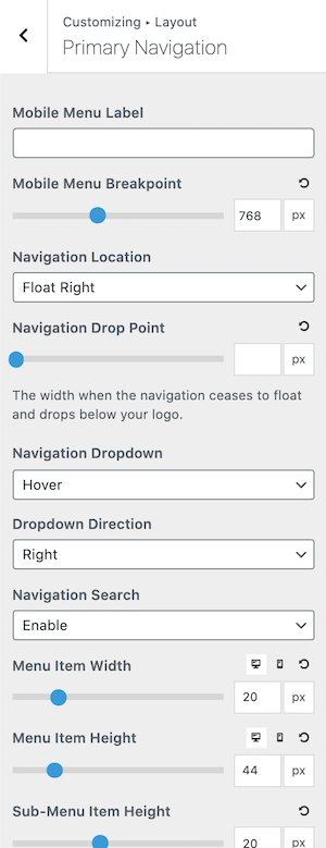 GeneratePress or Kadence WP Primary Navigation Header Builder GeneratePress Version